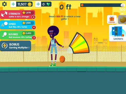 BasketBall Orbit