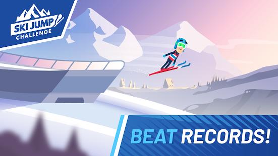 Ski Jump Challenge – Best Ski Jumping Sport Game 1