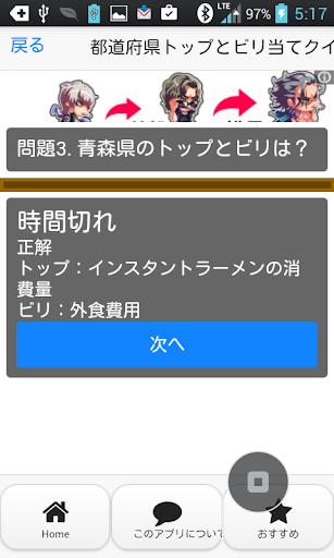 都道府県トップとビリ分かる?|玩益智App免費|玩APPs