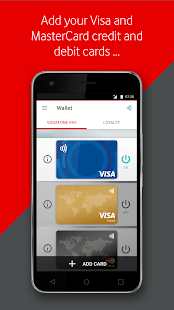 Vodafone Wallet- screenshot thumbnail