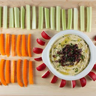 Easy One-Step Hummus Recipe