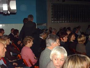 Photo: chetnych na wziecie udzialu w uroczystosci obchodow 100-lecia Synagogi Novej bylo znacznie wiecej niz mogly pomiescic udostepnione miejsca