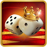 Backgammon King Online \ud83c\udfb2 Free Social Board Game