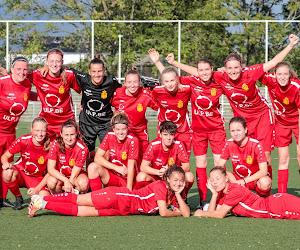 Aalst klopt Genk in Beker van België voor vrouwen, Gent met nodige moeite, Anderlecht en Standard met sprekend gemak