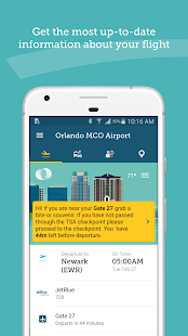 Orlando MCO Airport- screenshot thumbnail