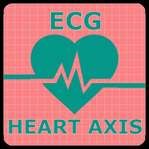 ECG:ハート軸 醫療 App LOGO-APP試玩