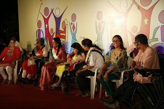 Photo: Dillagi Concert, a part of World Disability Day celebrations in 2013.