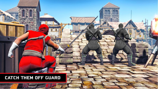 Ninja Battleground Survival 1.14 screenshots 3