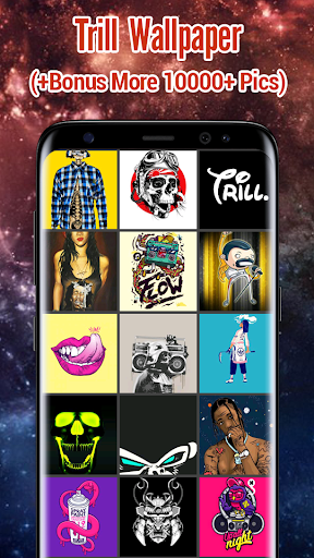 Trill Wallpaper 1.1 screenshots 17