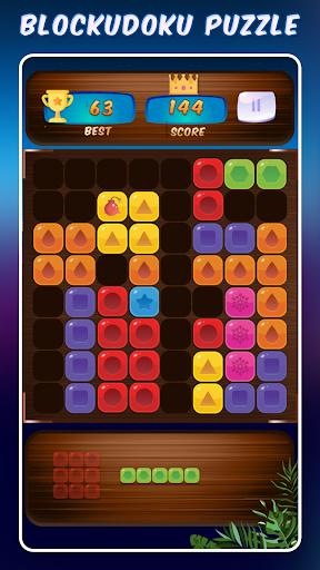 BlockuDoku Puzzle apkdebit screenshots 2