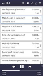 Voice Recorder Pro APK 3