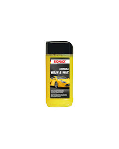 Wash & Wax 500ml