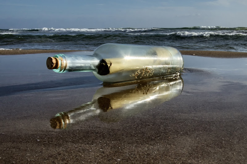 Message in a bottle di rip