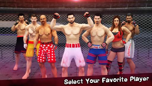 Télécharger MMA Fighting 2020: Fight Martial Arts Hero's APK MOD (Astuce) screenshots 2