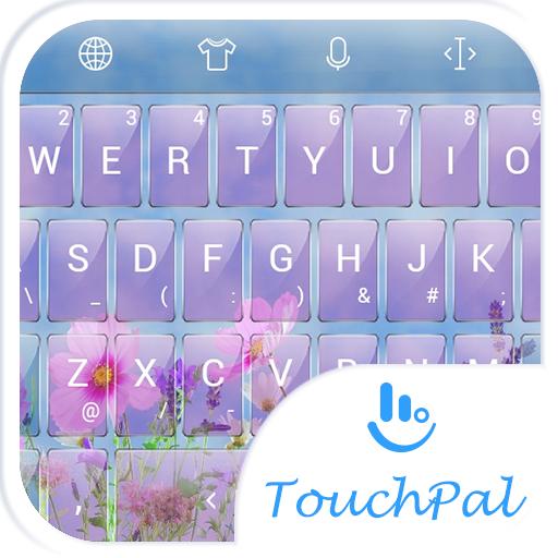 キーボードのテーマ GFlower2 個人化 App LOGO-APP試玩