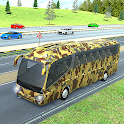 Army Bus Driver – US Military Coach Simulator 3D icon