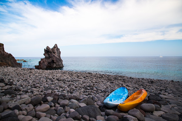 "Fine dell'estate a Salina ""Isole Eolie"" di Fabien"