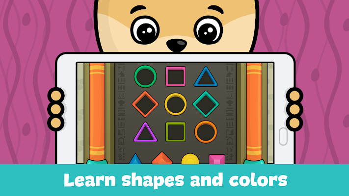 Baby games for toddlers - screenshot