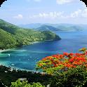 Virgin Islands Live Wallpaper icon