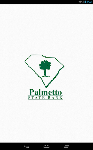 Palmetto State Bank for Tablet