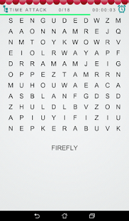 Word Search: Malay- screenshot thumbnail