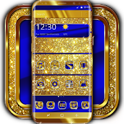 App Cobalt and Gold Launcher Theme APK for Windows Phone