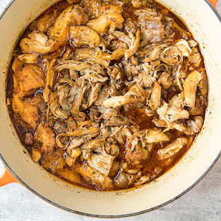 Shredded Chicken Recipes.
