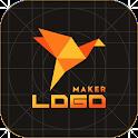 Logo Maker 2019 - Logo Designer & Logo Creator icon
