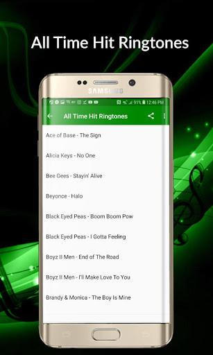 Today's Hit Ringtones screenshot