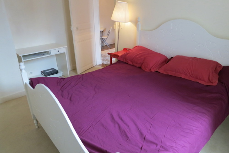 2 bedroom apartment at 1 bedroom Apartment in Saint Germain