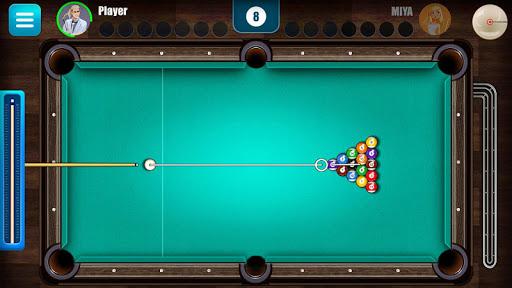 ビリヤード - 8 Ball King