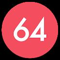 64 - The Pension Calculator icon