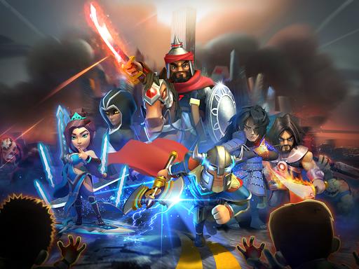 Last Heroes: Battle of Zombies 3.7 screenshots 10