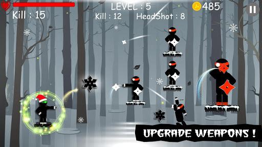 Ninja: Samurai Shadow Fight  screenshots 1