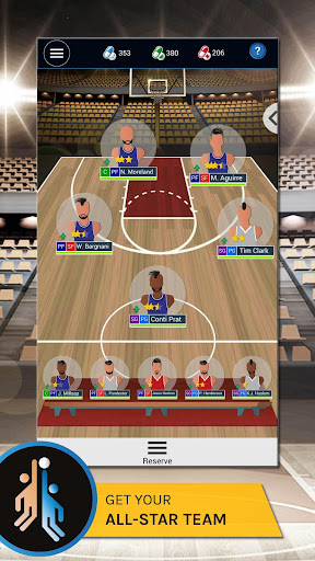 cofe tricheD8 War - Basketball Manager Game 2019  1