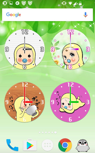 免費下載個人化APP|Memetan Clocks Widget app開箱文|APP開箱王