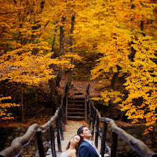 Wedding photographer Valentina Koribut (giazint). Photo of 26.10.2015