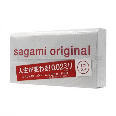 1. Sagami Original 0.02