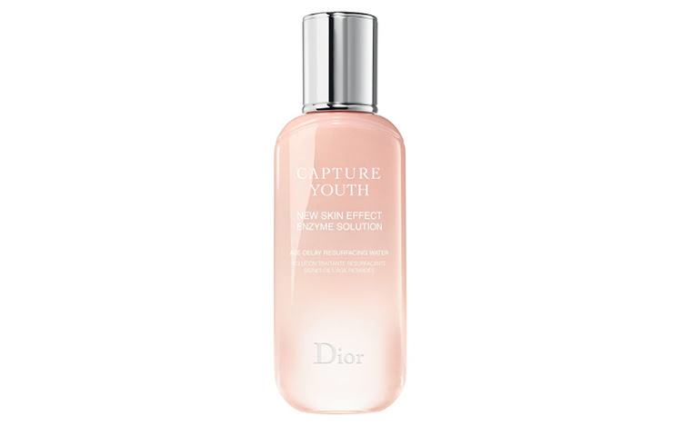 Dior Capture Youth New Skin Effect Enzyme Solution.