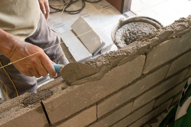 Budowa ściany działowej