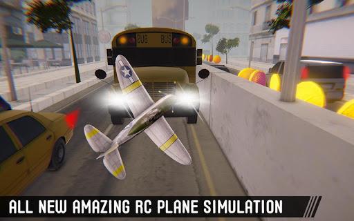 Endless Plain Pilot: 3d Simulator Free Game androidiapk screenshots 1