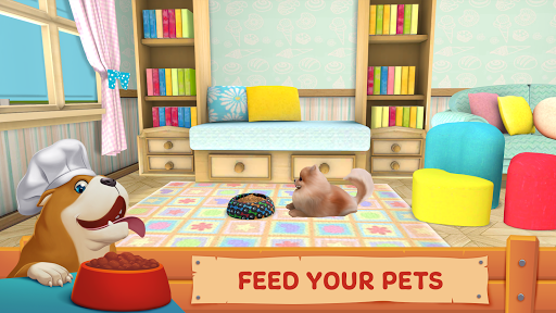 Dog Town: Pet Shop Game, Care & Play with Dog  screenshots 4