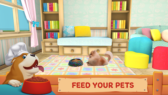 Dog Town: Pet Shop Game, Care & Play with Dog 4