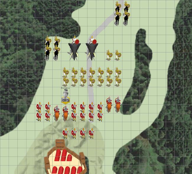 Historia Battles Rome DELUXE- screenshot