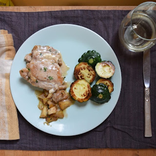 Apple Cider Chicken-Gluten-Free