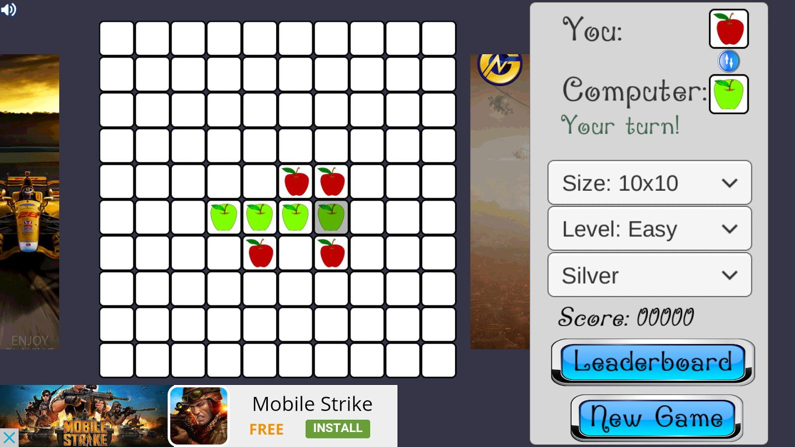 AppleChess - Tic Tac Toe- screenshot