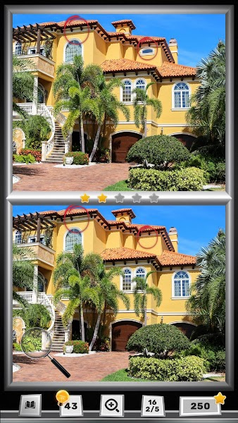 Find the Difference Mansion: Spot the Difference!