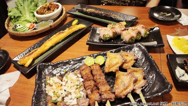 大村武串燒居酒屋 隱身在巷弄間的日式復古建築美食 下班宵夜好去處!