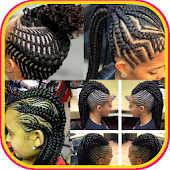 African braid hairstyles for Women