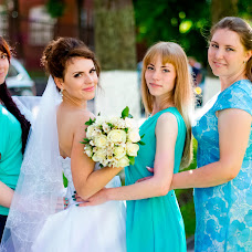 Wedding photographer Yuliya Afanaseva (JuZaitseva). Photo of 16.01.2017